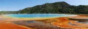 Hot Springs At Yellowstone National Park by Pekka Parviainen