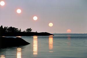 Sunset by Pekka Parviainen
