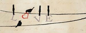 Bird at Heart II by Pela Design