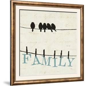 Bird Talk III by Pela Design