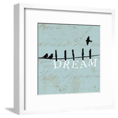 Birds on a Wire Square