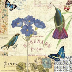 Blue Notes II by Pela Design