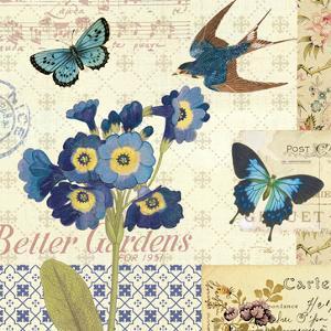 Blue Notes IV by Pela Design