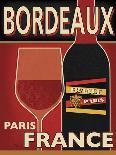Wine Labels III-Pela Design-Art Print