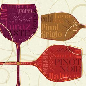 Colorful Wine II by Pela Design