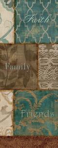 Faith Family Friends by Pela Design