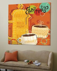 Funky Brew I by Pela Design