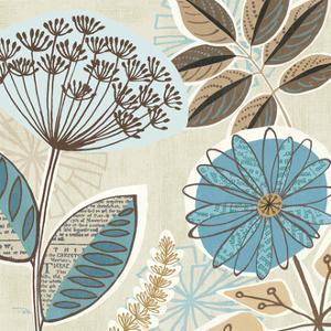 Funky Flowers IV by Pela Design