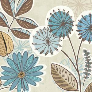 Funky Flowers V by Pela Design