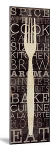 Kitchen Words I by Pela Design