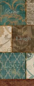 Live laugh Love by Pela Design