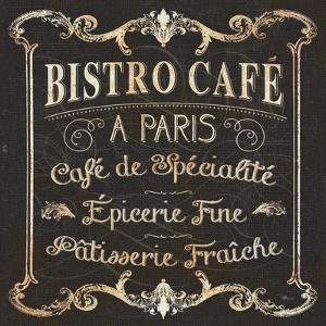 Parisian Signs Square II by Pela Design