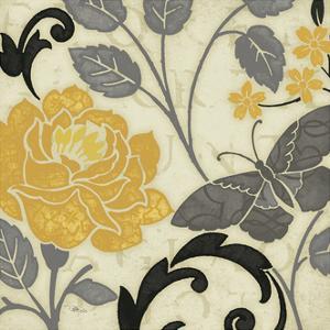 Perfect Petals I Yellow by Pela Design