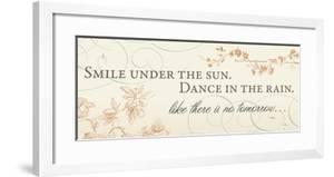 Smile under the Sun by Pela Design