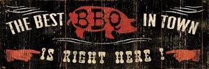 The Best BBQ in Town by Pela Design