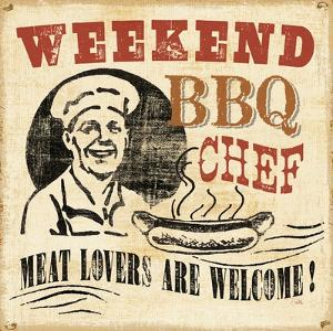 Weekend BBQ Chef by Pela Design