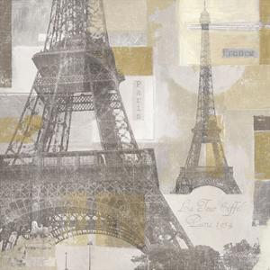 Eiffel Tower III by Pela & Silverman