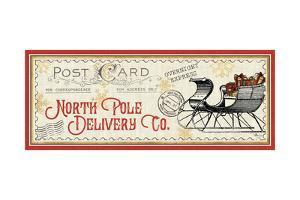 North Pole Express VI by Pela Studio
