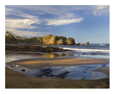 Pelada Beach, Costa Rica-Tim Fitzharris-Art Print