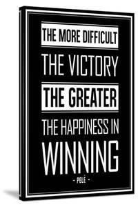 Pele Winning Quote