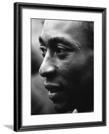 Pele-Art Rickerby-Framed Premium Photographic Print