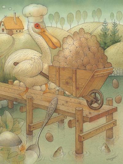 Pelican, 2005-Kestutis Kasparavicius-Giclee Print