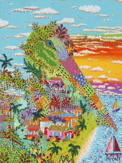Pelican Miracle-Debra Denise Purcell-Giclee Print
