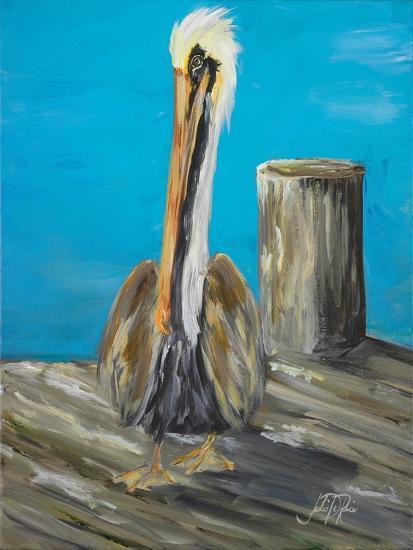Pelican Way I-Julie DeRice-Art Print