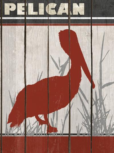 Pelican-Karen Williams-Giclee Print