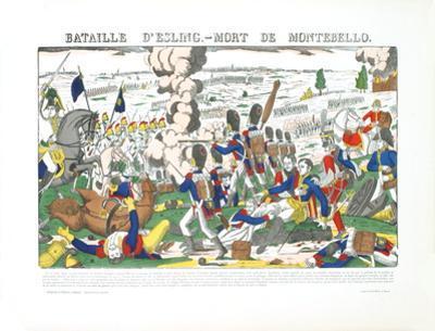 Bataille D'Esling- Mort De Montebello