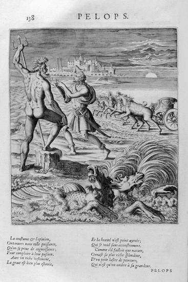 Pelops, 1615-Leonard Gaultier-Giclee Print