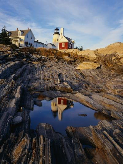 Pemaquid Lighthouse-James Randklev-Photographic Print
