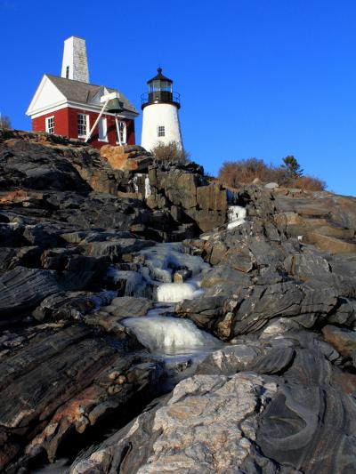 Pemaquid Point I-Jason Veilleux-Photographic Print