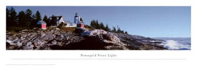 Pemaquid Point Light--Art Print