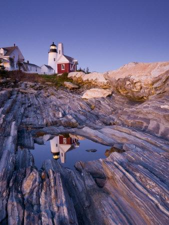 Pemaquid Point Lighthouse, Maine, USABy Alan Copson