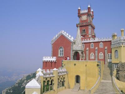 Pena Palace, Sintra, Portugal, Europe-Firecrest Pictures-Photographic Print