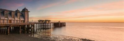 Penarth Pier, Near Cardiff, Vale of Glamorgan, Wales, United Kingdom, Europe-Billy Stock-Photographic Print