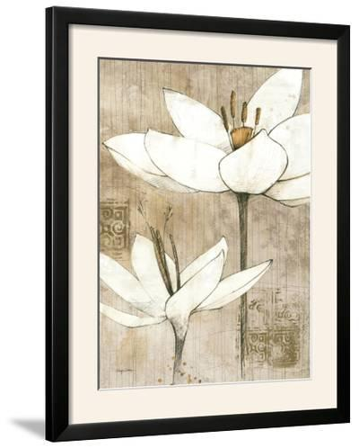Pencil Floral I-Avery Tillmon-Framed Photographic Print