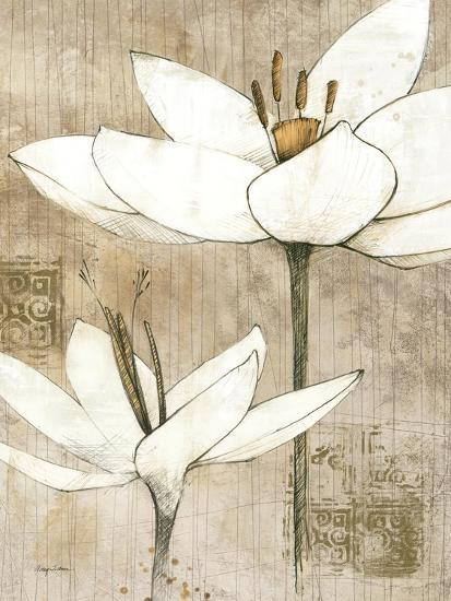 Pencil Floral I-Avery Tillmon-Art Print
