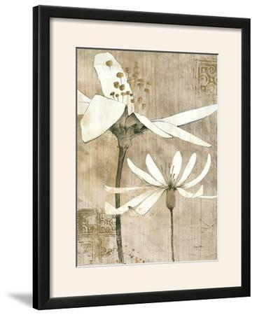 Pencil Floral II-Avery Tillmon-Framed Photographic Print
