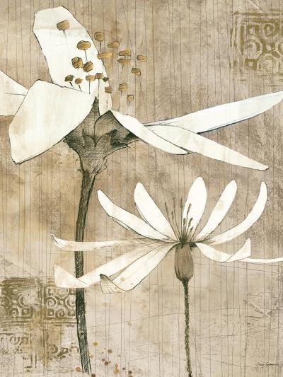 Pencil Floral II-Avery Tillmon-Premium Giclee Print