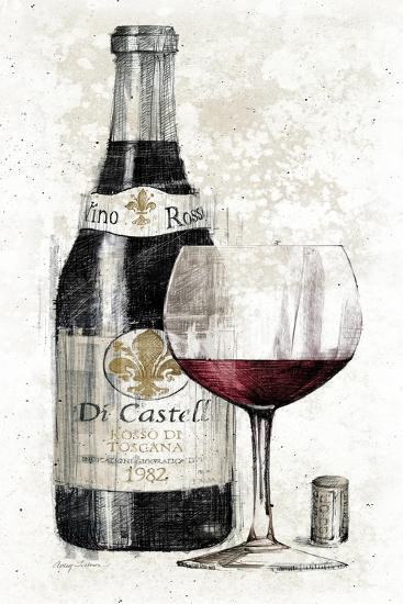 Pencil Wine I-Avery Tillmon-Premium Giclee Print