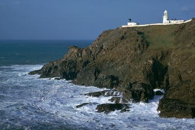 Pendeen Lighthouse-CM Dixon-Photographic Print