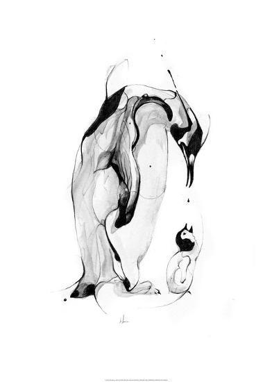 Penguin Fuel-Alexis Marcou-Art Print