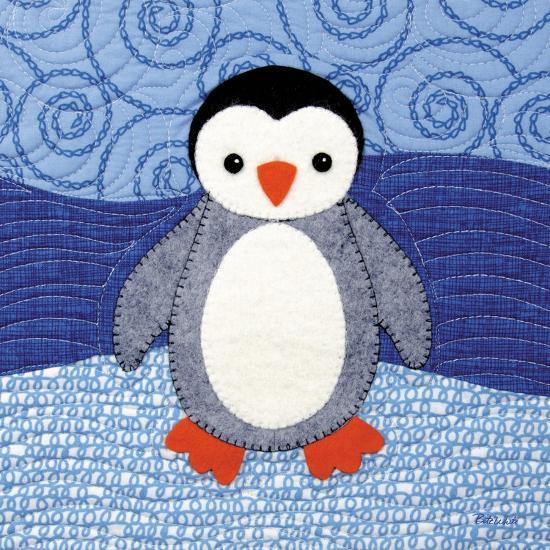 Penguin-Betz White-Art Print