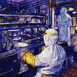 Penicillin Was First Mass Produced in America
