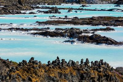 Peninsula Reykjanes, Blue Lagoon-Catharina Lux-Photographic Print