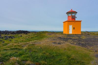 Peninsula Snaefellsnes, Skardsvik, …ndverdarnes-Catharina Lux-Photographic Print