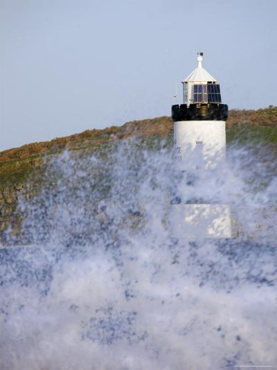 Penmon Point Lighthouse, and Puffin Island, Penmon-Pearl Bucknall-Photographic Print