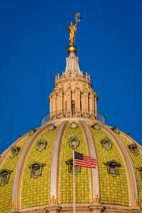 Pennsylvania State Capitol, Harrisburg, PA